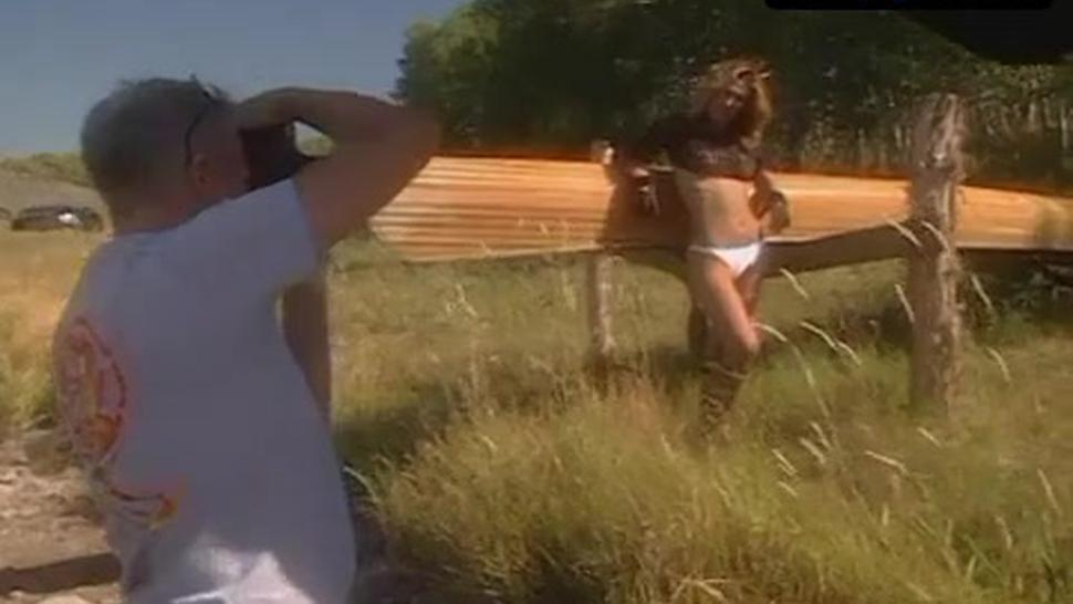 Molly Sims Bikini Scene  in Sports Illustrated: Swimsuit 2003