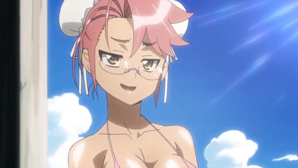 Hd Ecchi Hentai Anime Girls Huge Tits High School Of The Dead
