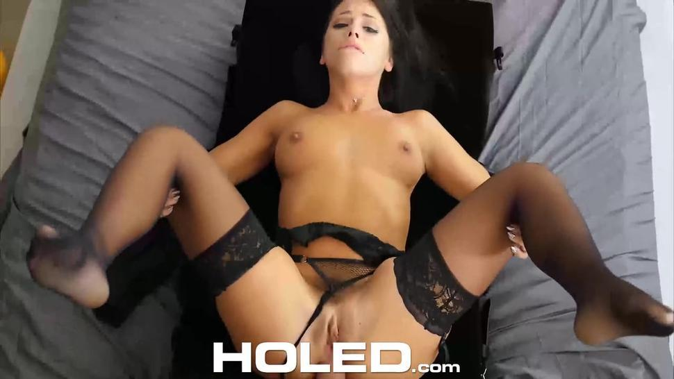 HOLED Girls Take Every Inch Deep Inside Tight Assholes