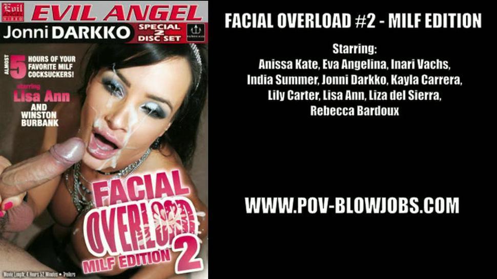 Milf Pov Blowjobs - Lisa Ann & Anissa Kate & Eva Angelina & Lily Carter - Lilyann