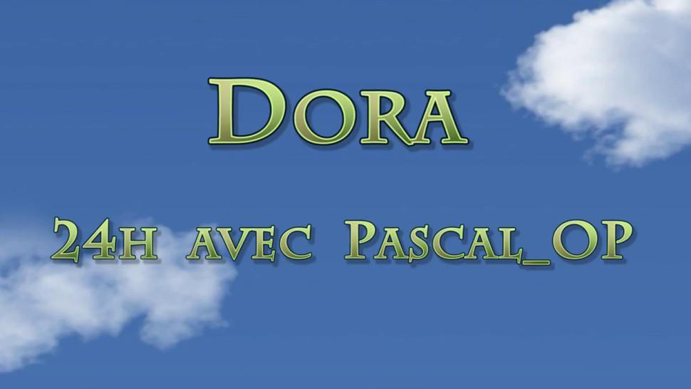 French-Bukkake - Dora - 24H avec pascal_OP