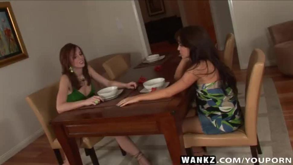 Wankz- Jenna Presley And Riley Shy Screw