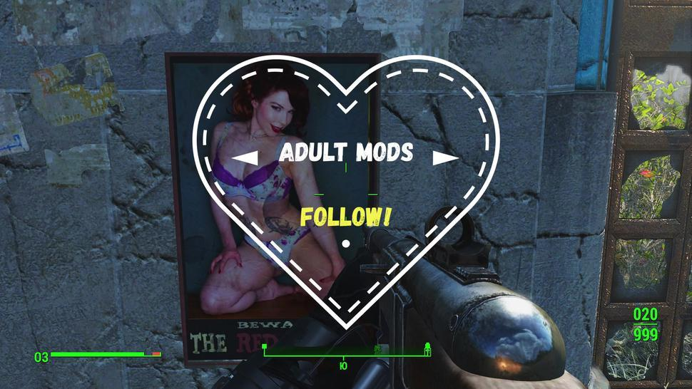 Porn Fallout 76. Group sex monsters with a girl  Fallout 76, Porno Game 3d