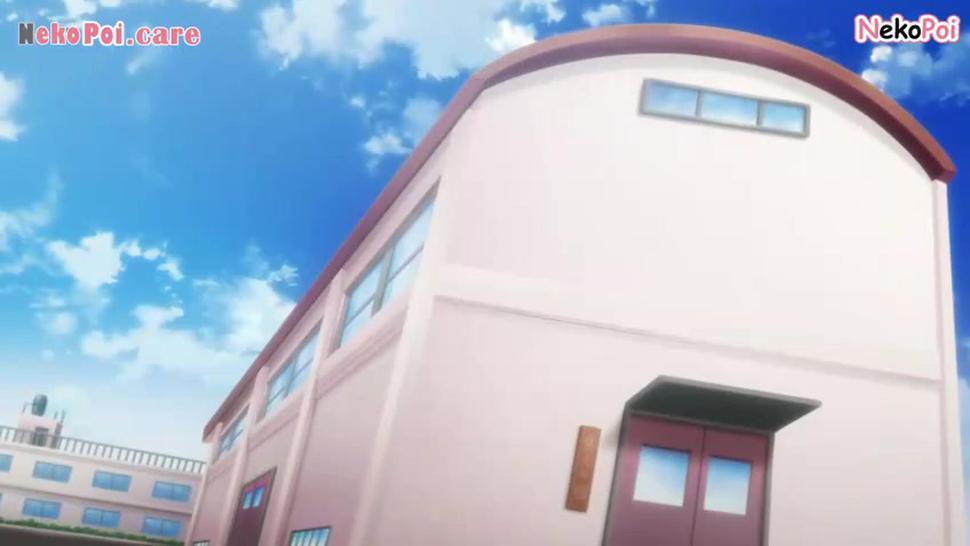 Teen anime girl get massage(sub indo)