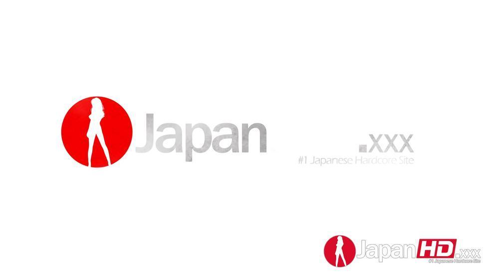JAPAN HD - Cutie teen Misa Kikouden having an orgasm