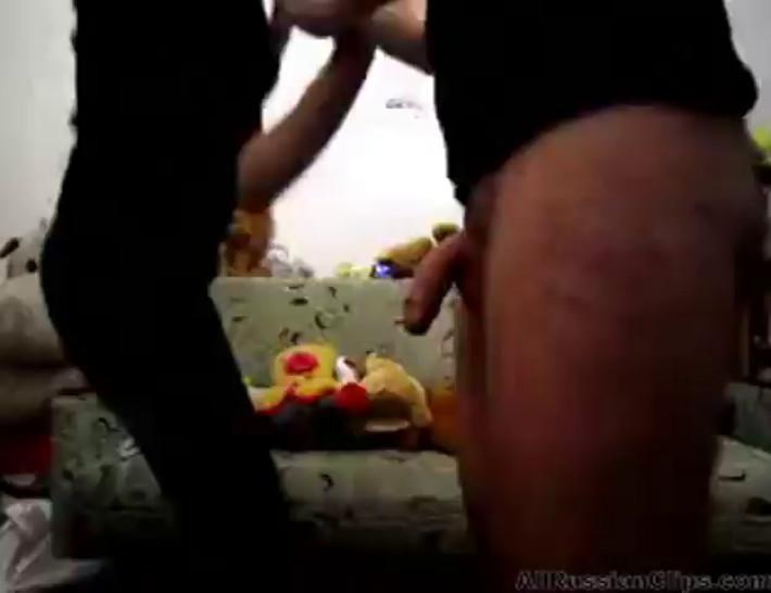 Russian Bj russian cumshots swallow