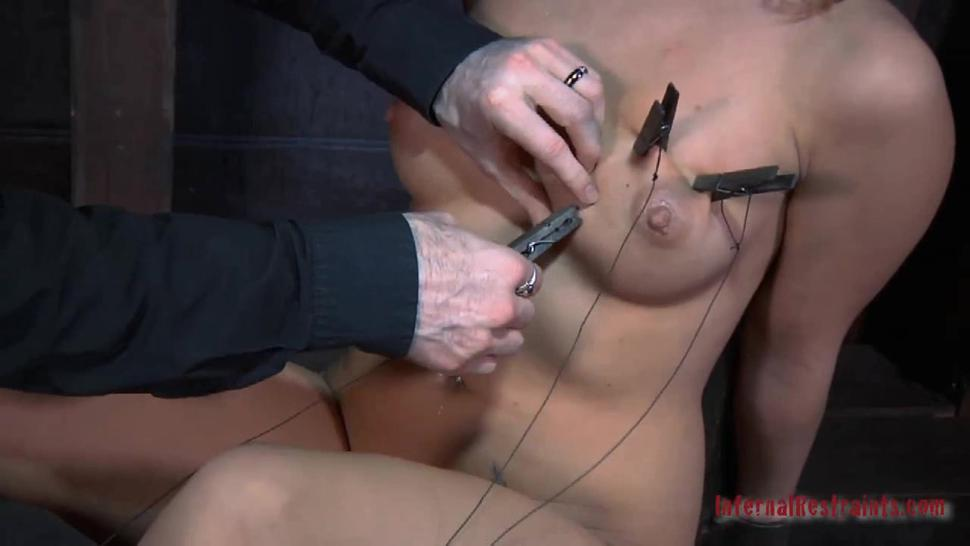 Perfection likes to masturbate with a vibrator