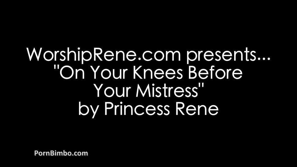 Hd/masturbation/your mistress your on rene