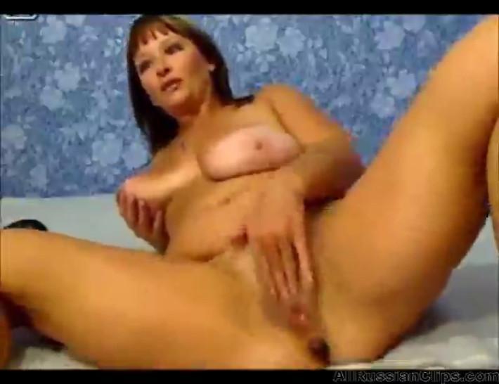 Russian Whore russian cumshots swallow - video 1