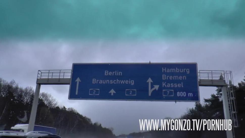Dieter Von Stein And Reinhard Arrive In Budapest For Their Next Street Pickup