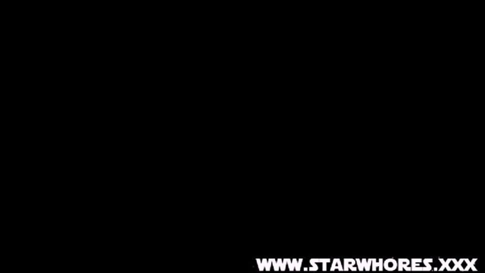 Star Wars XXX Parody - Stella Cox