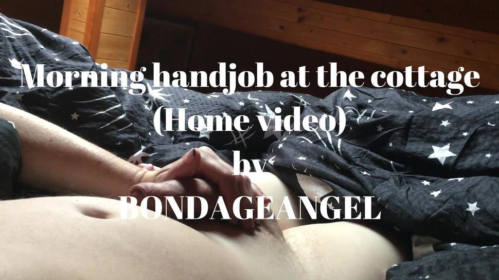 Handjob/handjob cottage at video the