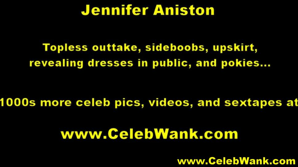Mature/milf/nude topless jennifer aniston and