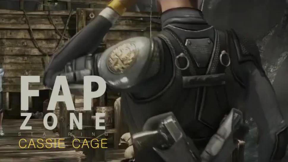 Mortal Kombat Cassie Cage
