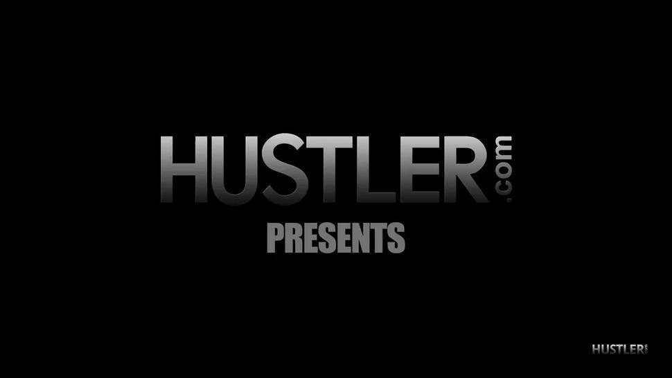 Hustler - Valentina Nappi - My Black Neighbor Caught Me Masturbating