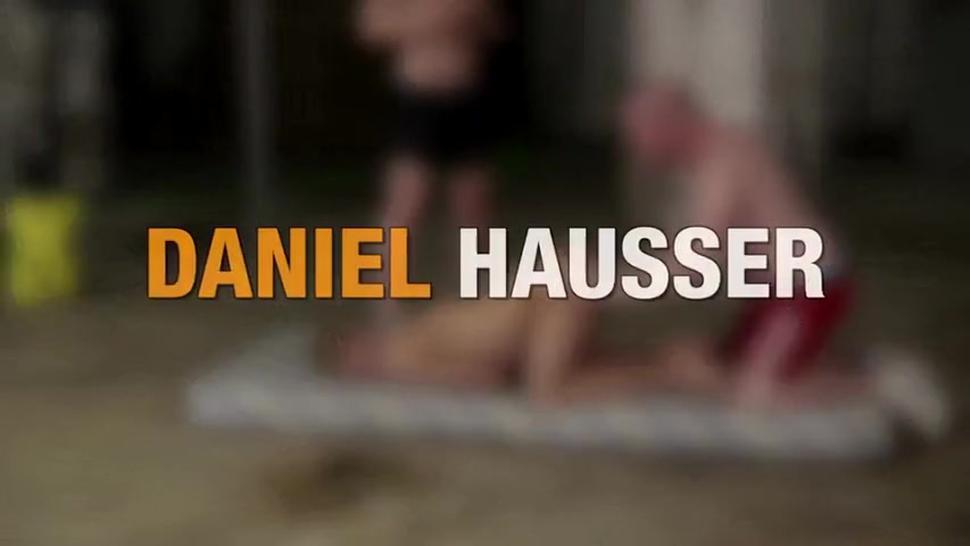 Daniel Hausser SPANKED & WAX & FUCKED by ALEX FAUX, SEAN TAYLOR - BOYNAPPED