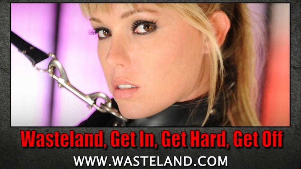 WASTELAND BDSM - Candles Clothes Pins And Kink Galore