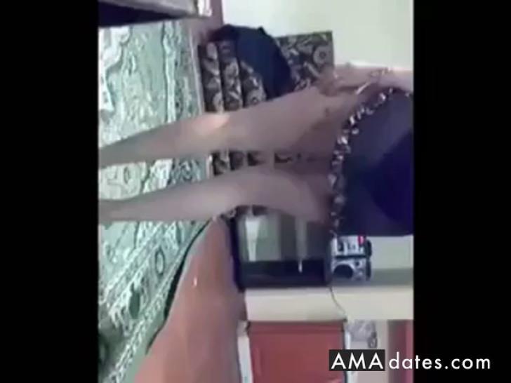 arab Homemade belly dance 222 - video 3