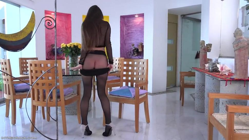 Long legs latina Beautiful legs striptease webcam Naked