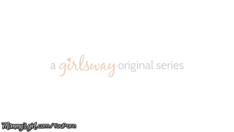 MommysGirl Dana DeArmond's 18yo Step-Daughter is on Girlsway!!?