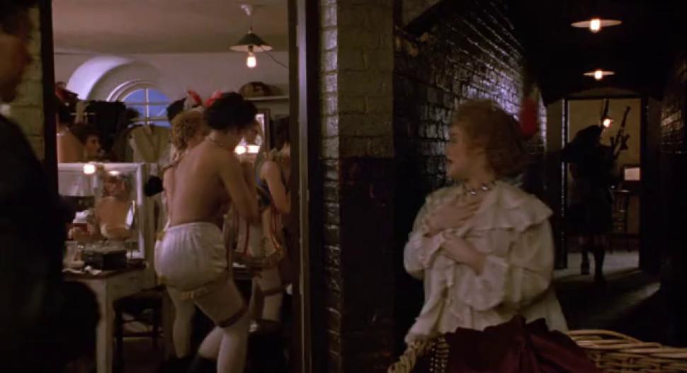 Moira Kelly nude - Diane Lane nude - Chaplin - 1992