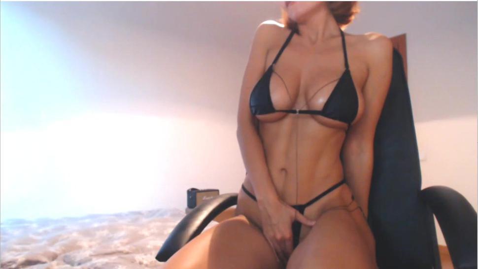 Amateur/webcam/perfect body boobs big camgirl