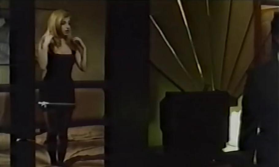 Sara Cosmi nude - Delitti a Luce Rossa - 1996
