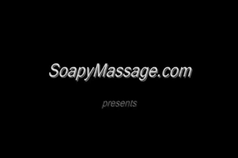 2 on 1 Asian Soapy Massage