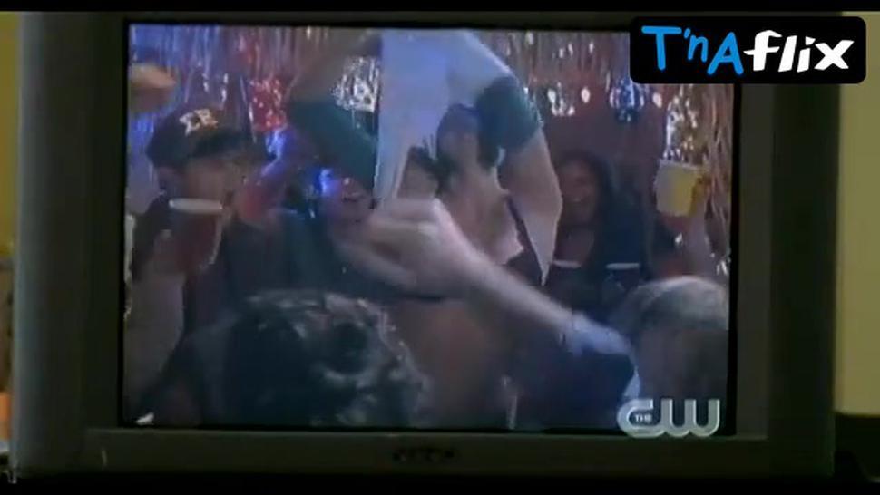 Danneel Ackles Underwear Scene  in One Tree Hill