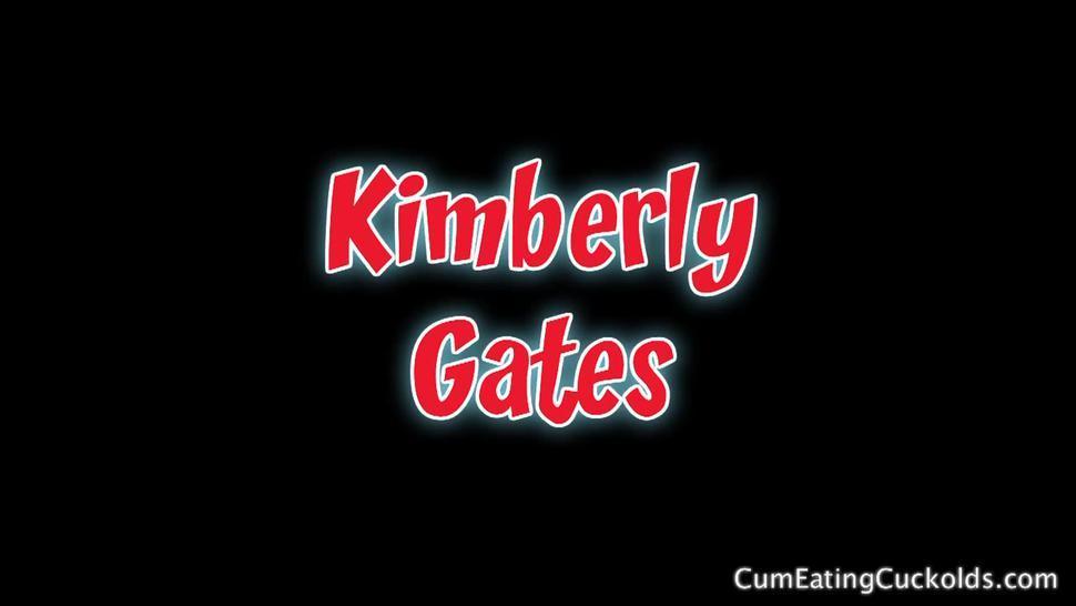 Kimberly Gates BBC Cuckold