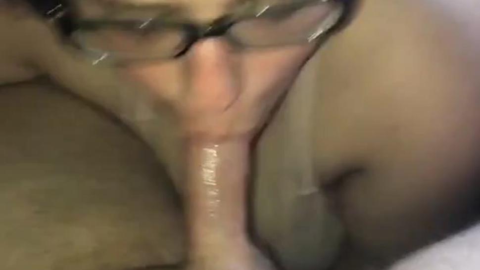 Sucking DADDY up