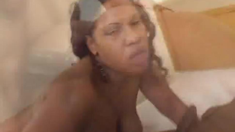 Ebony Bbw Hard Doggy Style Sex