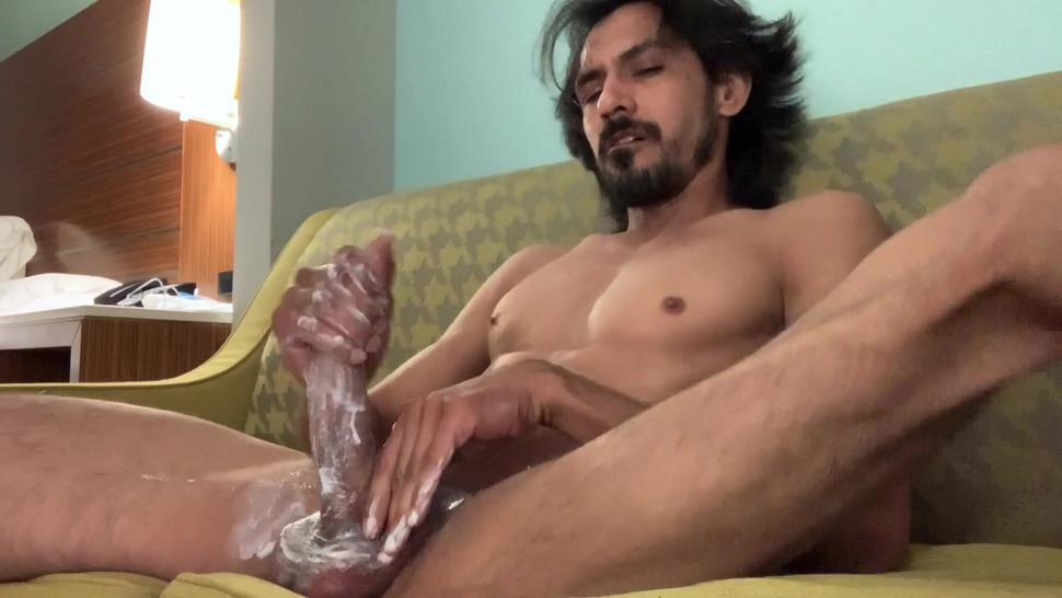 Dual Angle Video I love to keep going after I cum