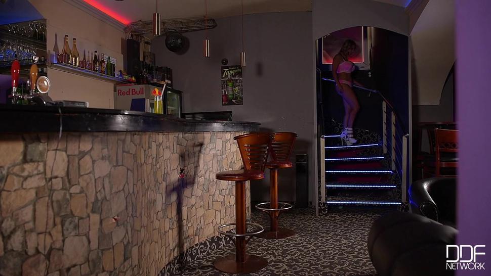 Pussy Stimulation In Bar - Katerina Hartlova
