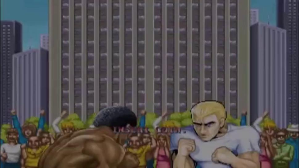 Street Fighter – Drunken Master Russian Edition