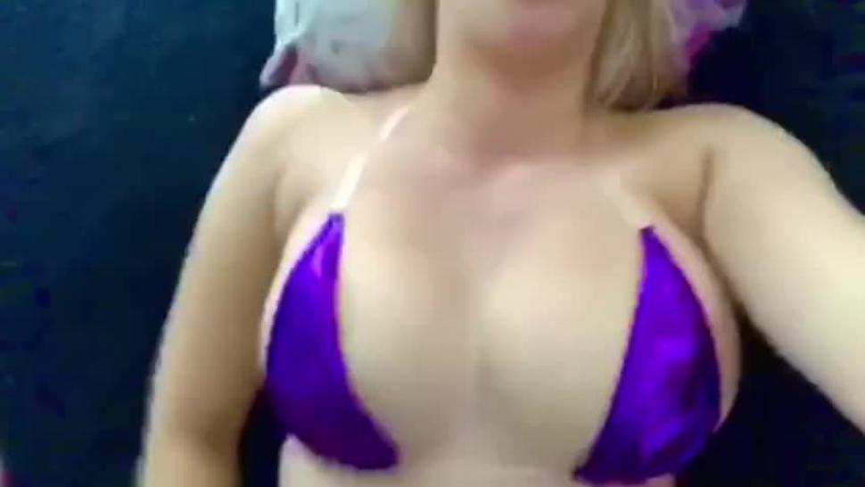 Daddy please stop! Teen stepdaughter fucked hard with huge cum on tits