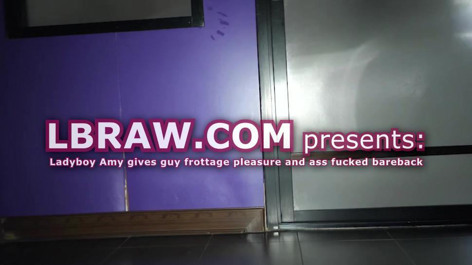 Kinky Guy Has Fun With Ladyboy Ass