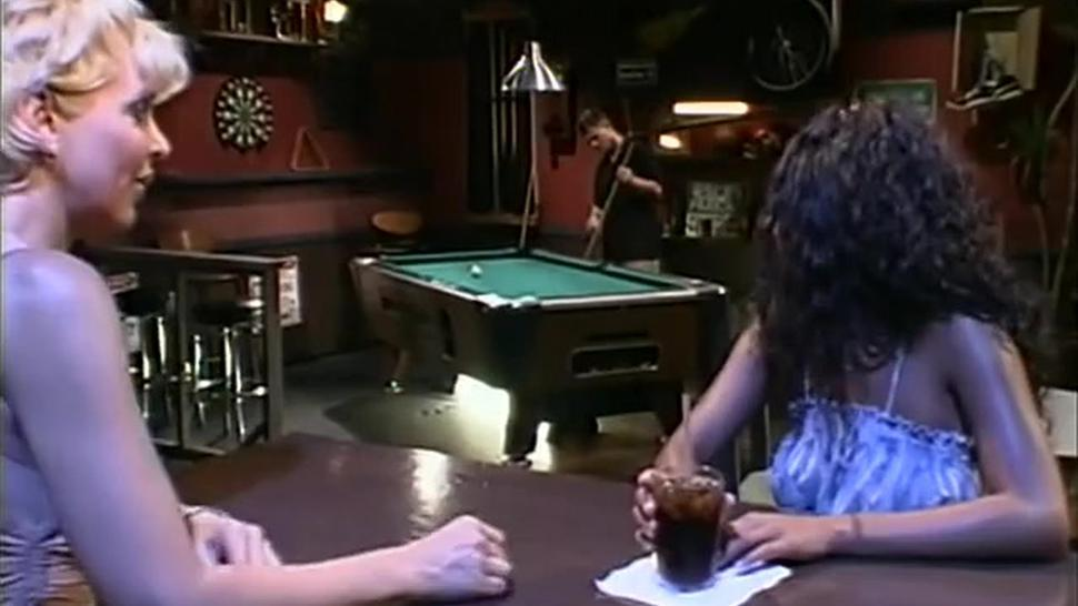 Kira gets her ass fucked on a pool table in Rack Em scene 6