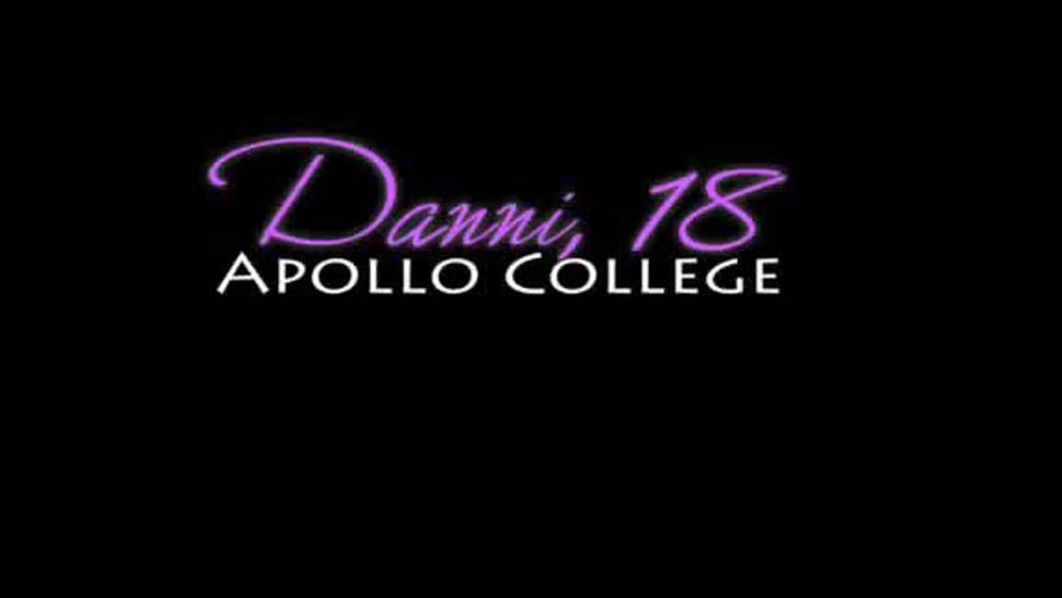 ExploitedCollegeGirls - Danni (Danni Cole) - 18yo CASTING