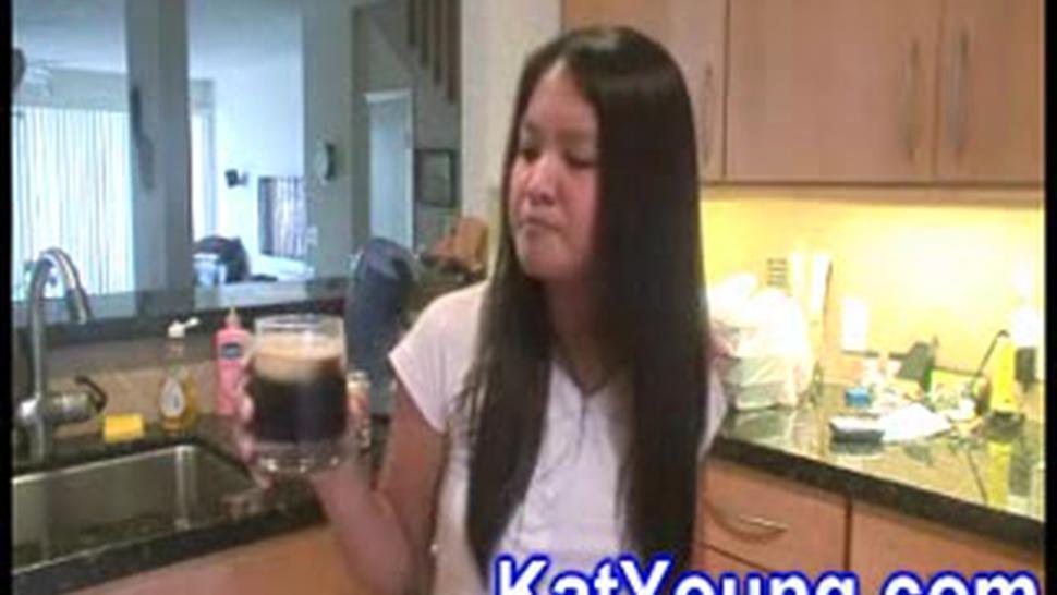 Kat - Young Hot Sexy Filipina - Kat Young