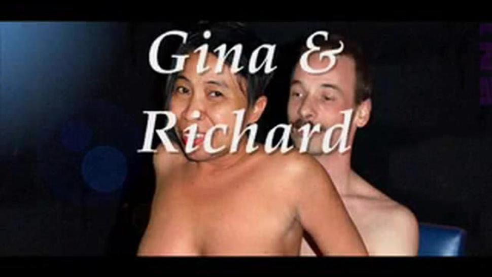 Filipina Hot Girl Gina Jones Meets Richard
