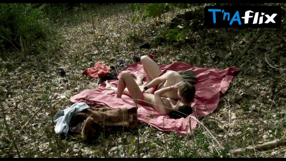 Leila Denio Real Sex,  Breasts Scene  in Sexual Chronicles Of A French Family