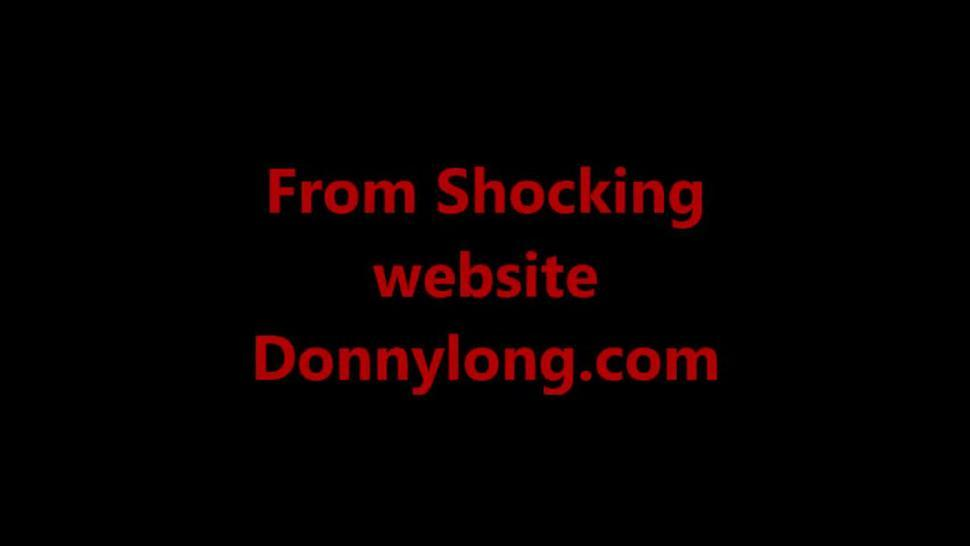 Donny Long breaks Tight Asian Pussy Of asian whore