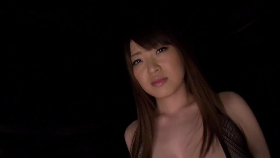 Fetish Gang-Bang for Asian slut
