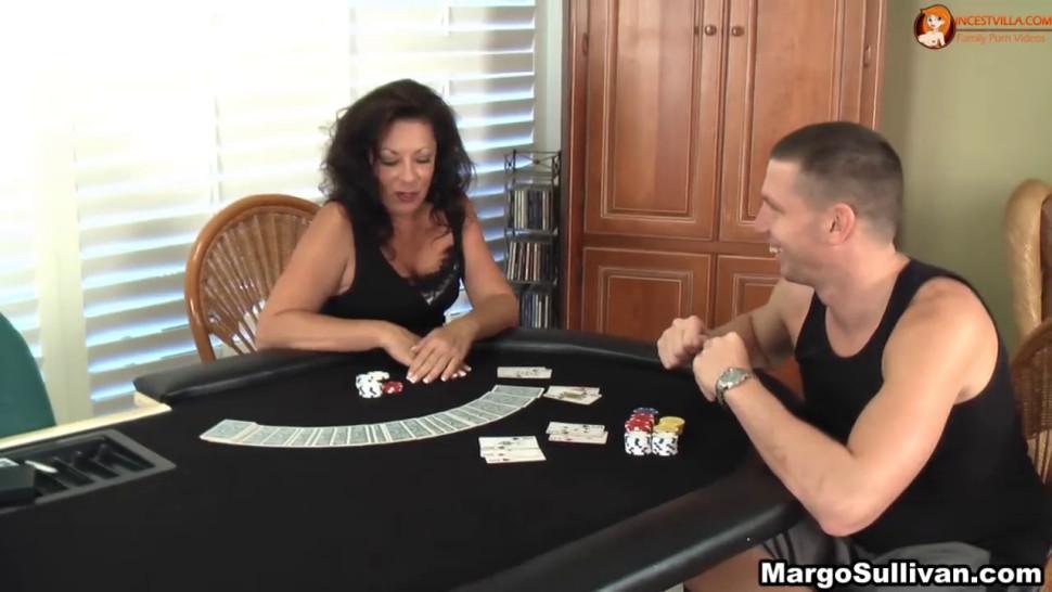 Mom play strip poker son andmom pregnant free pics