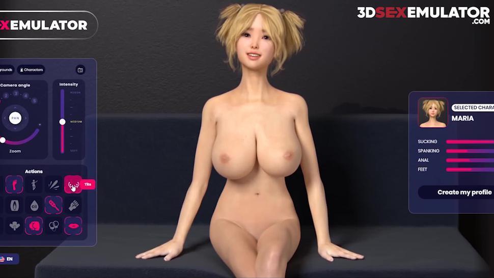 3D Hentai Futanari Compilation [Uncensored]
