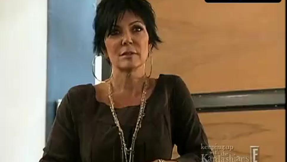 Kim Kardashian West Sexy Scene  in Keeping Up With The Kardashians
