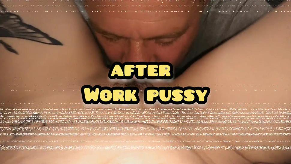 He ate my pussy until I squirted in his mouth. He makes me cum so hard!