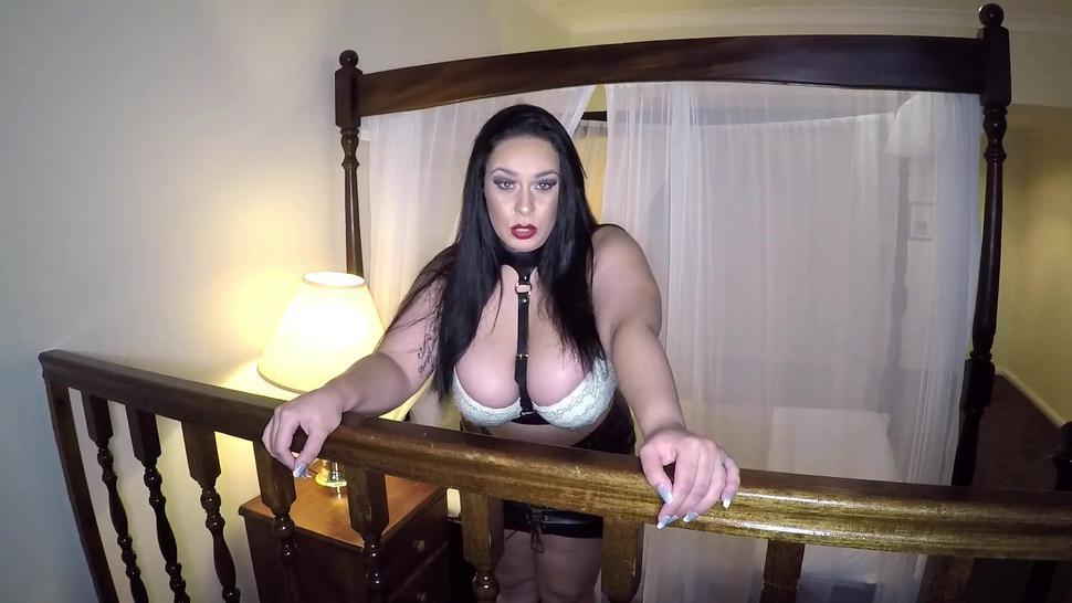 Anastasia Lux's Say Yes Mistress!