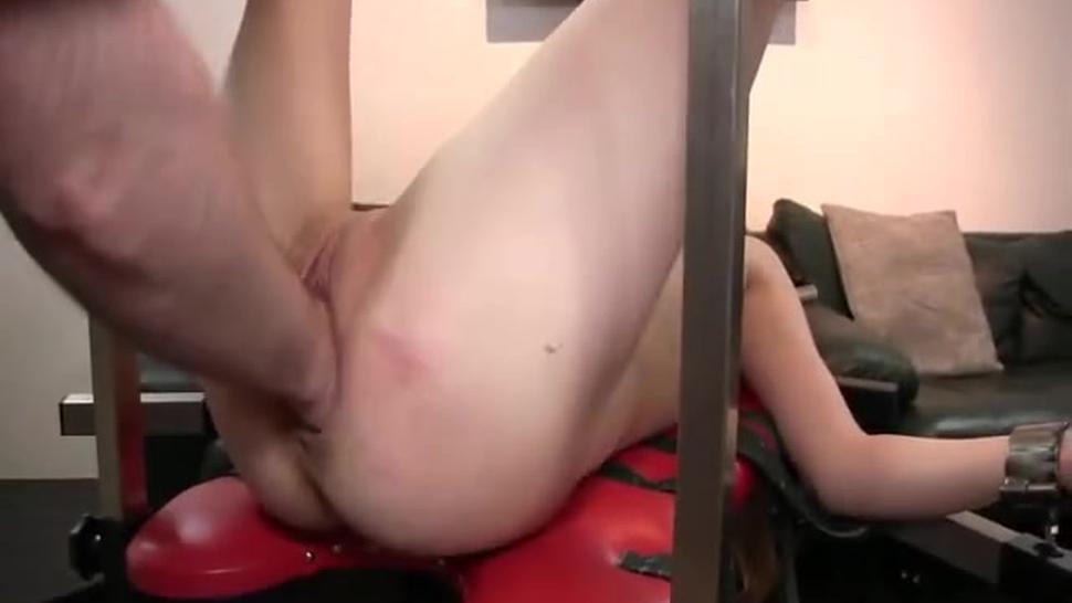 Hard Gang Bang Fist Fucked Perverted Teen